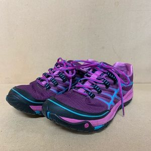 Merrell Womens Trail Running / Hiking Shoes 7